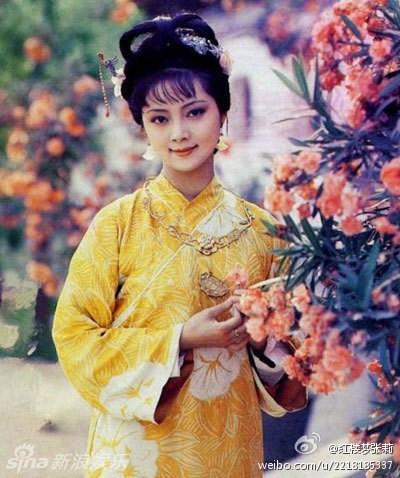 Hồng Lâu Mộng,sao Hoa ngữ,Tiết Bảo Thoa,Trương Lợi