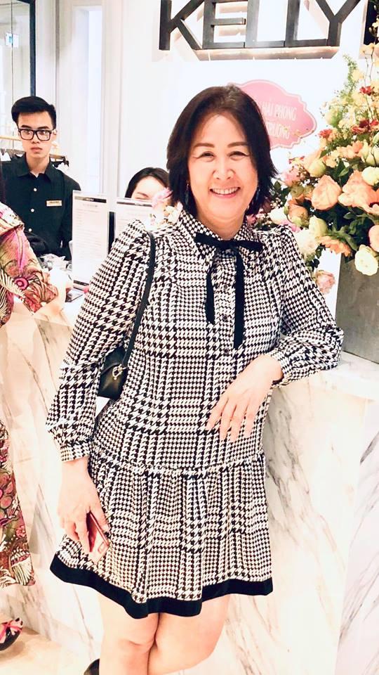 mẹ Hoa hậu Dương Thùy Linh, mẹ Dương Thùy Linh, Hoa hậu Dương Thùy Linh