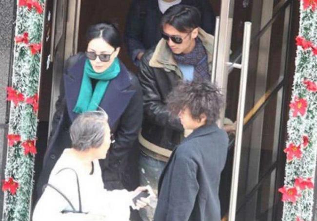 Tạ Đình Phong,Vương Phi,sao Hong Kong