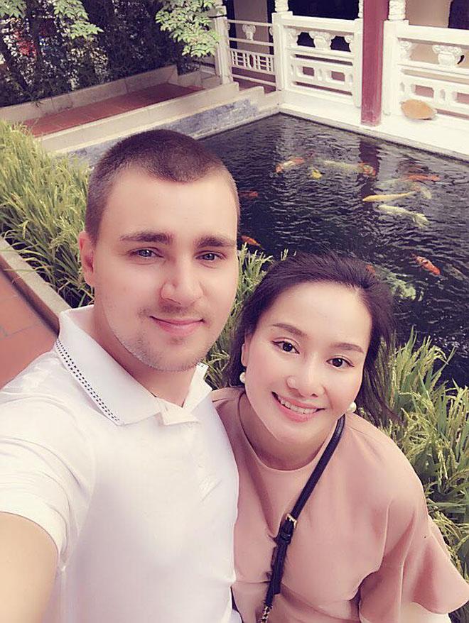 Thu Phượng, bạn trai Thu Phượng, MC Thành Trung