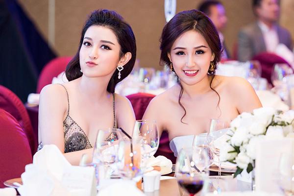 Huyền My, Mai Phương Thúy, sao Việt