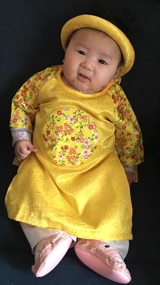 Mai Thiên Vân, con gái Mai Thiên Vân, Mai Thiên Vân sinh con