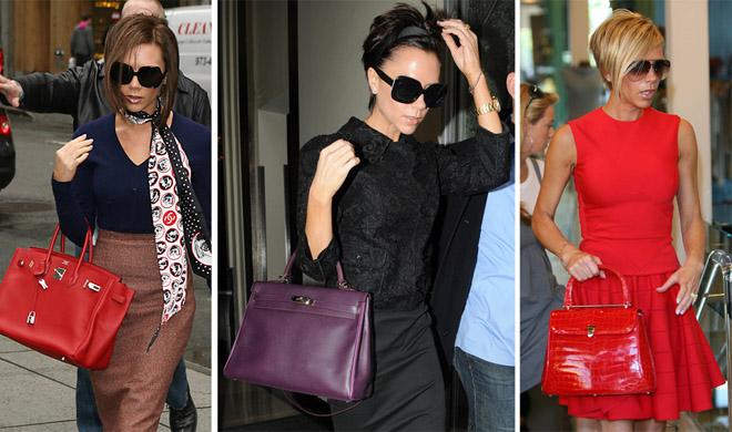 Victoria Beckham,David Beckham,bộ sưu tập đồ hiệu của Victoria Beckham