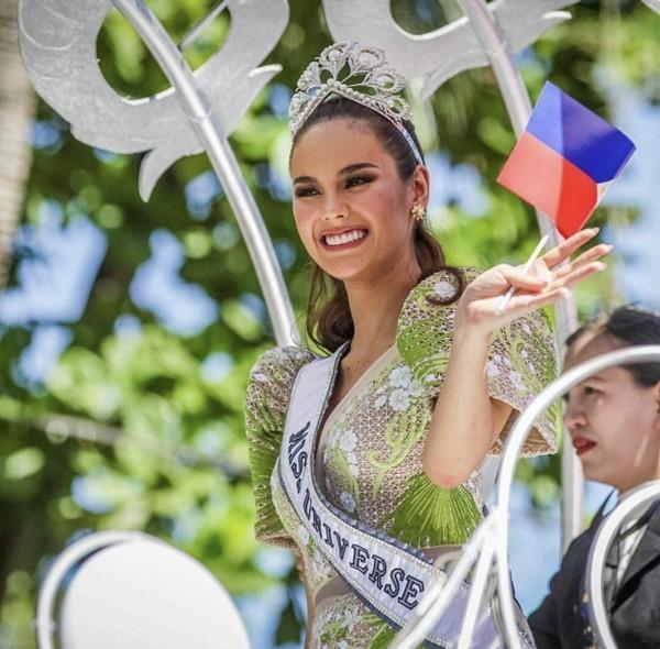 Catriona Gray, hoa hậu hoàn vũ thế giới 2018