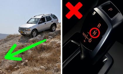 Những điều tuyệt đối không nên làm với xe hơi và hộp số tự động để tránh xảy ra hỏng hóc, tai nạn