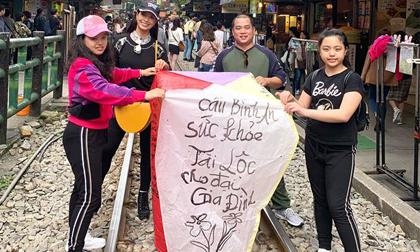 Gia đình Thúy Hạnh - Minh Khang trải nghiệm du lịch Đài Loan