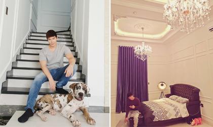 Không gian bên trong căn biệt thự mới siêu sang giá triệu đô của Nathan Lee