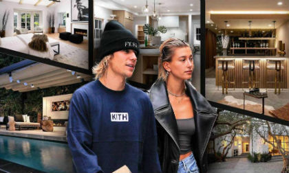 Thoát kiếp đi ở nhà thuê, Justin Bieber đã mua được nhà ở Los Angeles với giá hơn 197 tỷ đồng