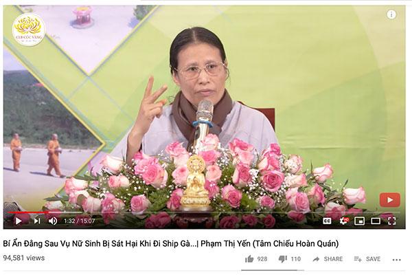 Gọi vong ở Ba Vàng: Bà Phạm Thị Yến là ai?