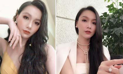 MC Minh Hà xử lí 'khôn ngoan' khi đứt quai váy 2 phút trước giờ ra sân khấu