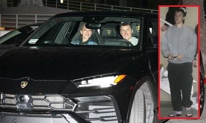 Justin Bieber đi dép lê lái xếp hộp mới giá gần 5,8 tỷ đồng đưa vợ đi nhà thờ