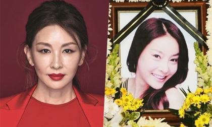 Sau khi bị tố cáo tránh né, nữ diễn viên bị nghi cầm đầu đường dây giả mạo di thư Jang Ja Yeon lần đầu lên tiếng