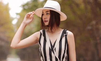 Thanh Hằng trẻ trung xinh đẹp trong loạt hình mới