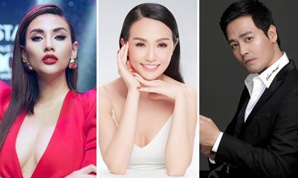 Doanh nhân Thu Hương hội ngộ MC Phan Anh, siêu mẫu Võ Hoàng Yến làm giám khảo tại Miss Vietnam World France 2019