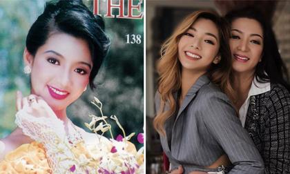 Nhan sắc sánh 'tầm hoa hậu' của con gái Hoa hậu điện ảnh Thanh Xuân