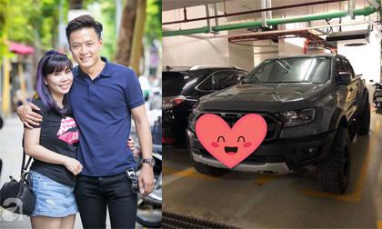Hồng Đăng mua xe mới và nhắn nhủ đến vợ: 'xin lỗi bà xã, cho anh thoả mãn nốt lần này'