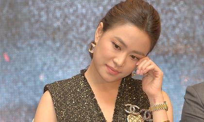 Hoàng Thùy Linh xúc động bật khóc sau 12 năm trở lại với phim truyền hình