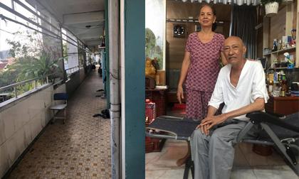 Đến thăm nhà nhỏ của NS Lê Bình trước khi hôn mê: Rớt nước mắt với từng góc đơn sơ, bữa cơm đạm bạc