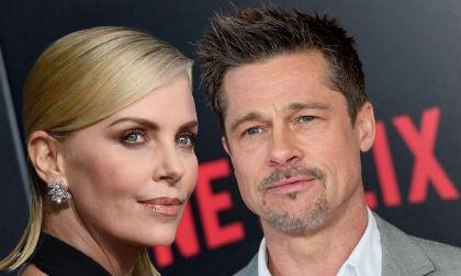 'Bông hồng gai Nam Phi' Charlize Theron lần đầu lên tiếng về chuyện hẹn hò Brad Pitt