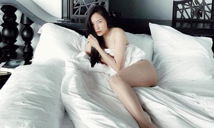 Vợ cũ Lâm Vinh Hải bất ngờ triết lí: 'Đàn ông chỉ là phần trang trí thêm vào cuộc sống'