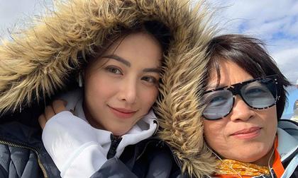 """Phương Khánh """"sánh đôi"""" cùng mẹ ruột tại Úc: Loạt khoảnh khắc gia đình hạnh phúc khiến dân tình ghen tị"""
