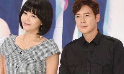 """Mỹ nhân """"Cô dâu vàng"""" Lee Young Ah và sao """"Truyền thuyết Jumong"""" tuyên bố chia tay"""