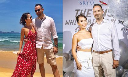 Nối gót Hà Anh, em gái của siêu mẫu cũng có chuyện tình lãng mạn bên bạn trai Tây