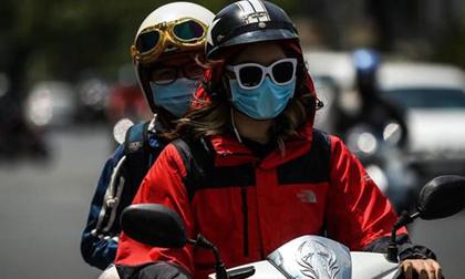 Cảnh báo nguy cơ hôn mê khi ra đường từ 12-16h vì nắng nóng