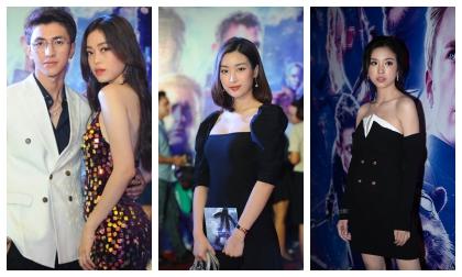 Một nửa showbiz Việt gây bão sự kiện ra mắt phim bom tấn lớn nhất năm