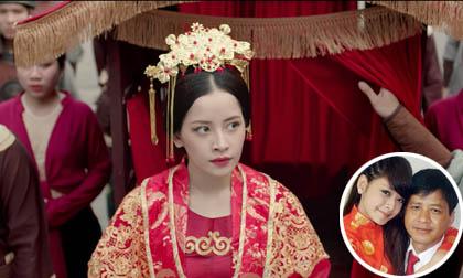 Bố Chi Pu phản ứng không ngờ khi xem MV mới của con gái