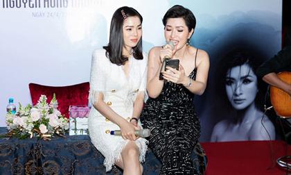 Nguyễn Hồng Nhung cùng Lệ Quyên hoà giọng ngọt ngào với ca khúc gắn liền tuổi trẻ của đôi bạn thân