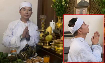 Ca sĩ Long Nhật cùng gia đình làm lễ mãn tang sau 2 năm mẹ ruột qua đời