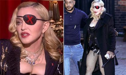 Tuổi 60, Madonna 'bức tử' vòng một nóng bỏng và tiết lộ cuộc sống trầm cảm, không bạn bè