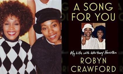 'Mối tình đồng tính' của Whitney Houston lần đầu tiên được tiết lộ khiến nhiều người bất ngờ