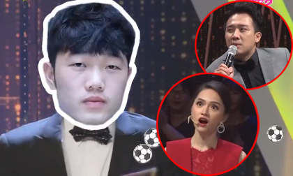 'Bản sao Xuân Trường' bất ngờ xuất hiện khiến Hương Giang, Trấn Thành 'đứng hình'