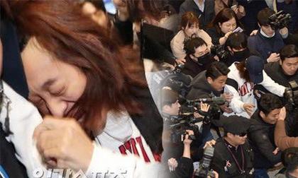 Bức hình tên dâm đãng Jung Joon Young bị phóng viên bao vây khi về nước được giải Ảnh báo chí xuất sắc nhất tại Hàn