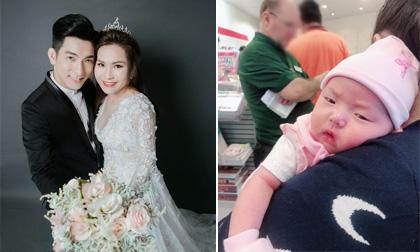 Vợ của chồng cũ Phi Thanh Vân: 'Từ ngày mang thai đến nay chưa bao giờ được vui trọn vẹn'