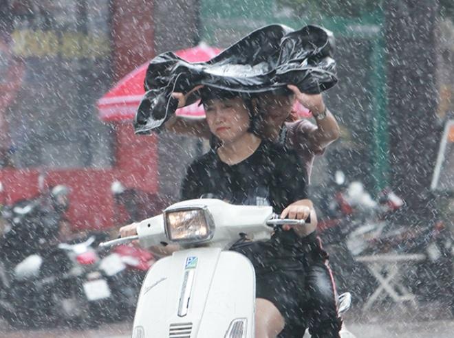 """Gió mùa đông bắc ùa về, miền Bắc chuẩn bị đón """"mưa vàng"""" - 1"""