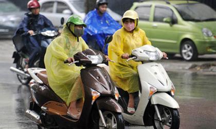 Dự báo thời tiết 20/5: Bắc Bộ mưa dông, xua tan nắng nóng