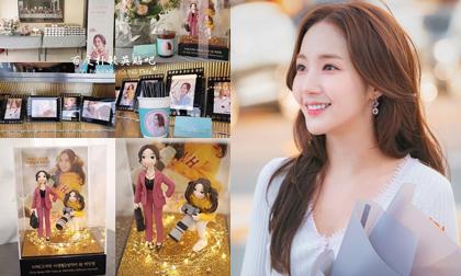 Park Min Young quá đáng yêu khiến fan quốc tế 'cưng chiều' hết mực trên phim trường 'Her private life'