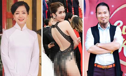 Sao Việt nhận xét bộ đồ của Ngọc Trinh, chú ý nhất là nghệ sĩ hài Vượng Râu 'em chưa làm được gì cao đẹp cho đất nước xin em hãy giữ cho hình ảnh quê hương được thanh sạch'