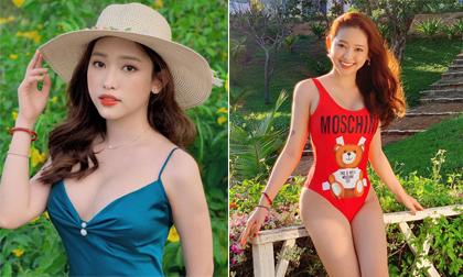 Bị chê, hot girl Thúy Vi không ngại thừa nhận tăng cân và chỉnh ảnh