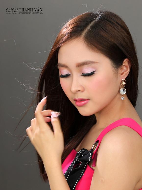 BB Thanh Vân, Bí quyết trang điểm