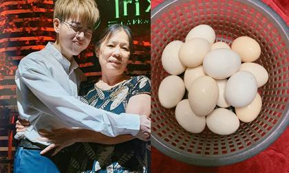 Đức Phúc xúc động kể về fan đặc biệt vượt quãng đường xa nghe anh hát và tặng trứng gà
