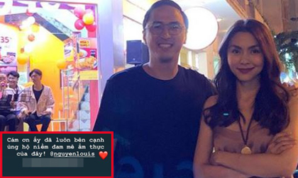 Tăng Thanh Hà khéo khoe được chồng 'mở hàng' và ủng hộ việc kinh doanh, nhưng cách xưng hô mới gây chú ý