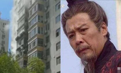 Diễn viên đóng Lưu Bị trong 'Tam quốc diễn nghĩa' 1994 thoát chết khi nhà bị cháy do chập điện