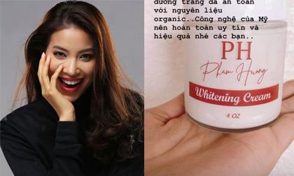 Hoa hậu Phạm Hương bị 'bóc' loạt chi tiết bất hợp lí khi chuẩn bị kinh doanh mỹ phẩm