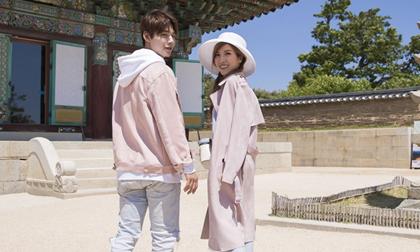 Dương Khắc Linh rục rịch chuẩn bị cưới, 'tình cũ' Trang Pháp du lịch Hàn Quốc cùng trai lạ