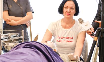Meder Beauty Science, cuộc cách mạng trong điều trị nếp nhăn không xâm lấn