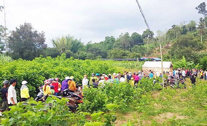 Khởi tố nghi can giết 3 bà cháu rồi chôn xác phi tang trong vườn cà phê - 2